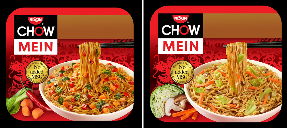 Nissin:Chow Mein
