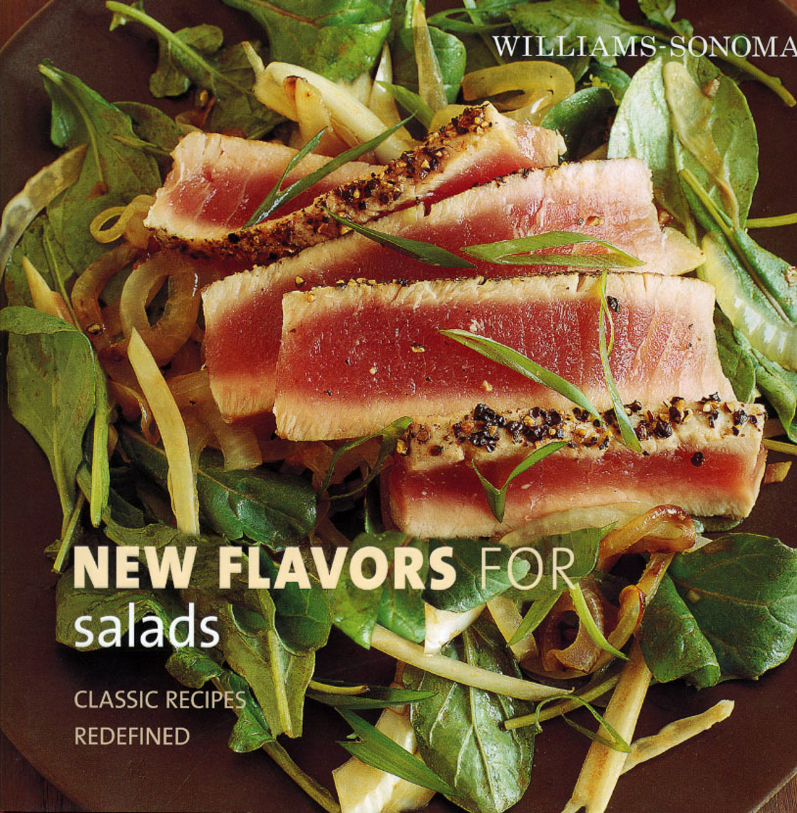 WS New Flavors:Salads
