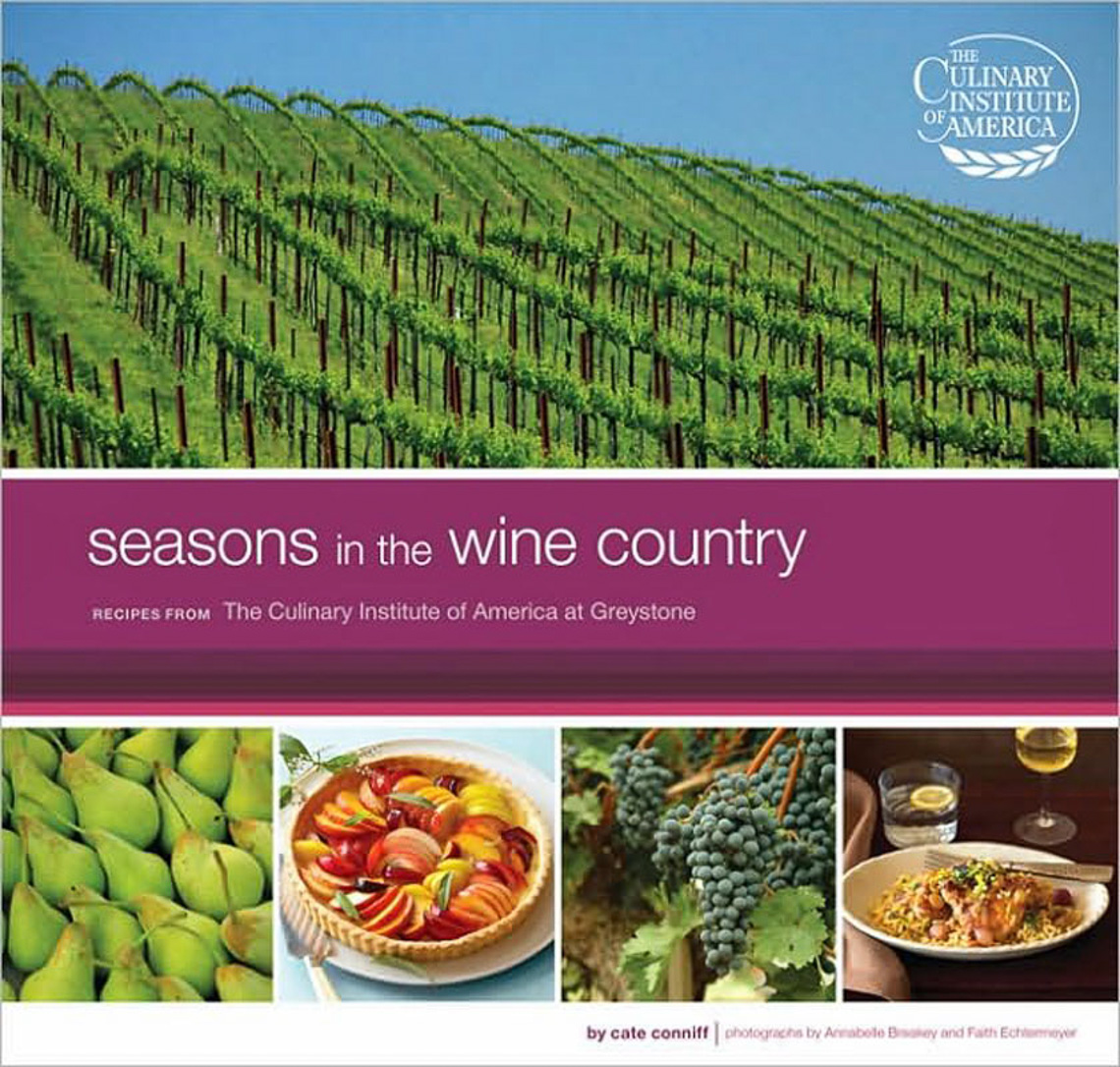 CIA Seasons in the Wine Country