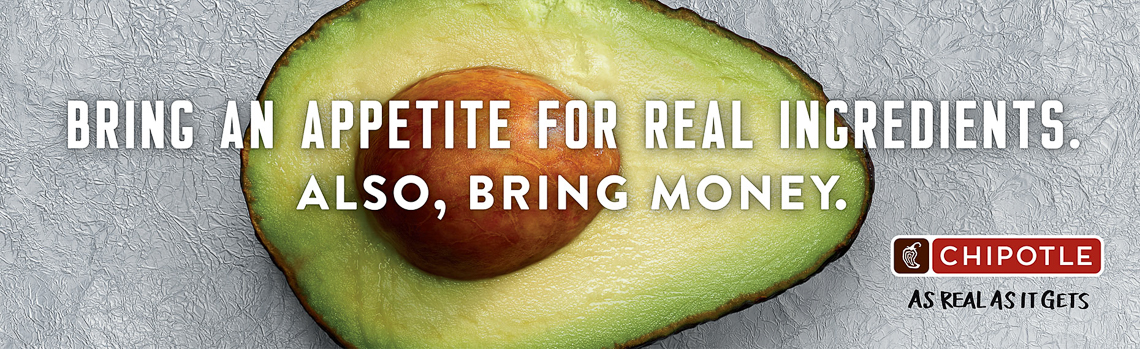 Chipotle:Avocado