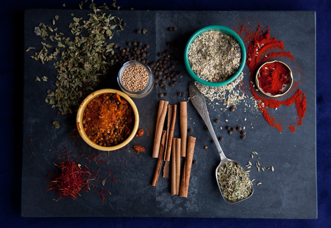 Gluten-Free Girl ED:Spices